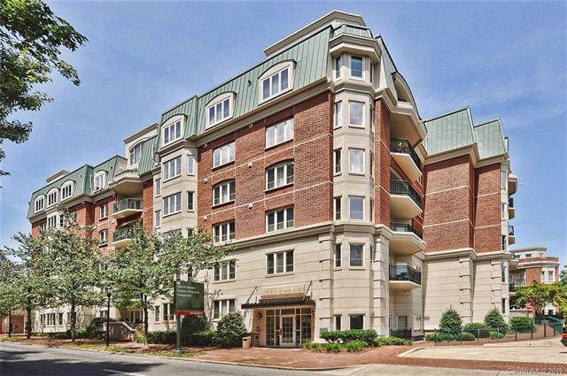 415 N Church Street #309, Charlotte, NC 28202 (#3537846) :: MartinGroup Properties