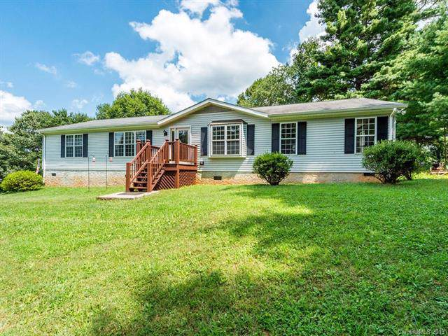233 Martin Branch Road, Leicester, NC 28748 (#3537865) :: Keller Williams Professionals
