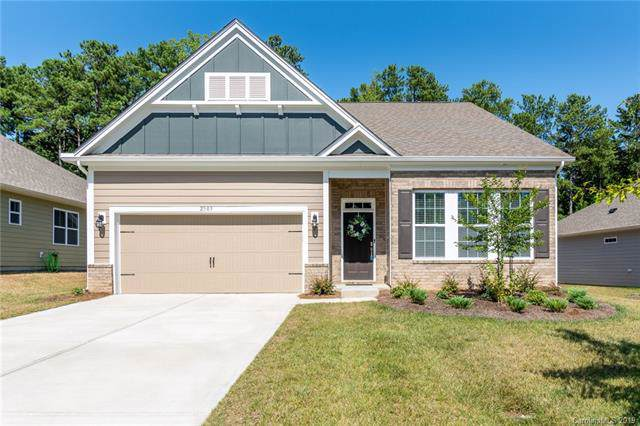 2503 Seagull Drive, Denver, NC 28037 (#3537866) :: Odell Realty