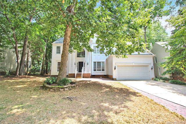 8925 Deerland Court, Huntersville, NC 28078 (#3537875) :: LePage Johnson Realty Group, LLC