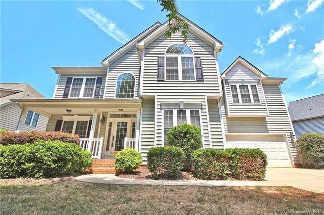 15141 Hugh Mcauley Road, Huntersville, NC 28078 (#3537916) :: MartinGroup Properties
