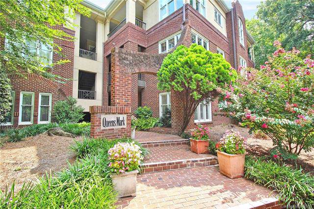 325 Queens Road #21, Charlotte, NC 28204 (#3537946) :: Sellstate Select