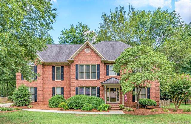 1015 NW Lyerly Ridge Road, Concord, NC 28027 (#3537960) :: Team Honeycutt