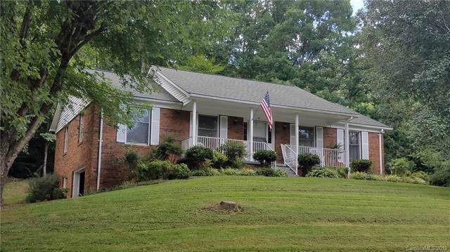 101 Black Oak Drive, Asheville, NC 28804 (#3537965) :: Carlyle Properties