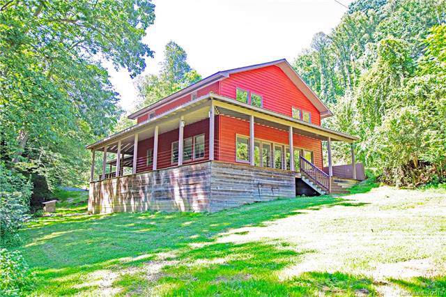 661 Buckner Branch Road, Mars Hill, NC 28754 (#3537973) :: High Performance Real Estate Advisors
