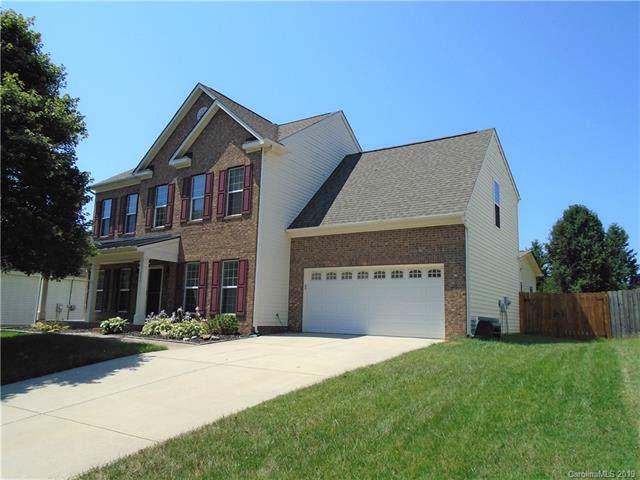 166 Gabriel Drive, Mooresville, NC 28115 (#3537997) :: Rinehart Realty