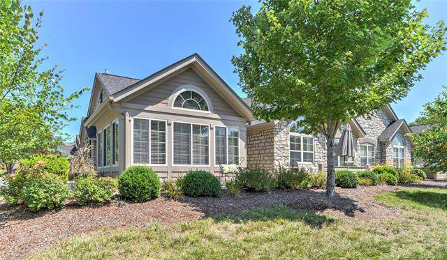 33 Mountain Meadow Circle #33, Weaverville, NC 28787 (#3538034) :: BluAxis Realty