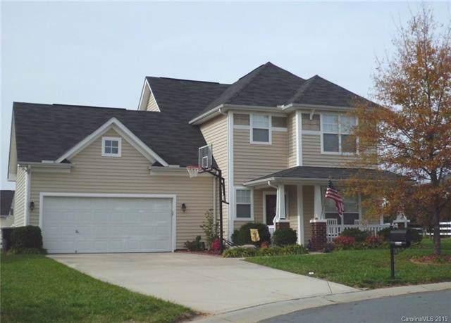 1002 Benning Circle, Indian Trail, NC 28079 (#3538085) :: Carlyle Properties