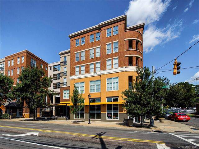 1315 East Boulevard #410, Charlotte, NC 28203 (#3538098) :: Roby Realty