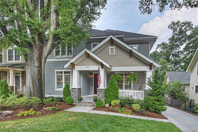 801 Mcdonald Avenue, Charlotte, NC 28203 (#3538178) :: Roby Realty
