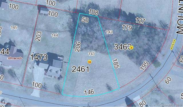 Lot 143 Mountain Place, Albemarle, NC 28001 (#3538194) :: Caulder Realty and Land Co.