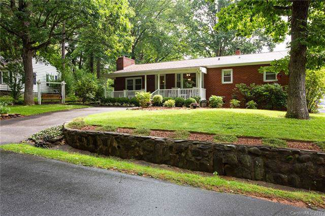 708 Laurel Avenue, Black Mountain, NC 28711 (#3538200) :: Carlyle Properties