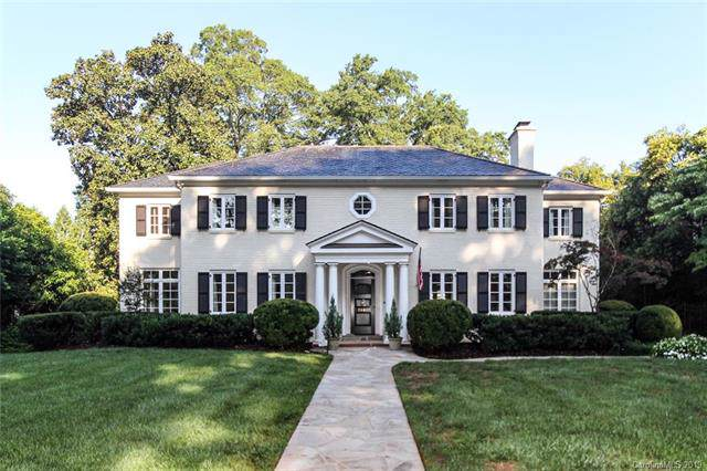 1610 Queens Road W, Charlotte, NC 28207 (#3538203) :: Washburn Real Estate