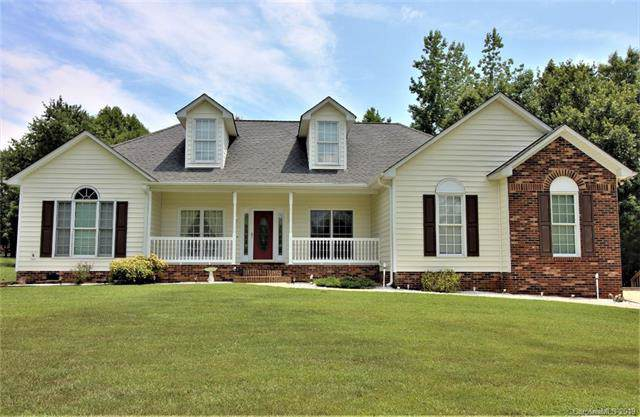 5001 Pondview Court, Concord, NC 28025 (#3538265) :: High Performance Real Estate Advisors