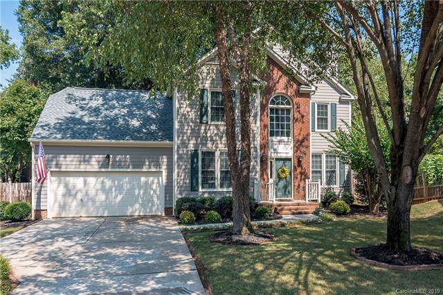 10109 Truitt Court, Huntersville, NC 28078 (#3538272) :: Zanthia Hastings Team