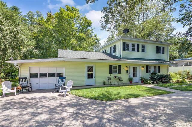 400 E French Broad Street, Brevard, NC 28712 (#3538292) :: Besecker Homes Team