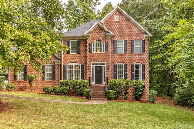 5630 Crown Hill Drive, Mint Hill, NC 28227 (#3538293) :: Odell Realty