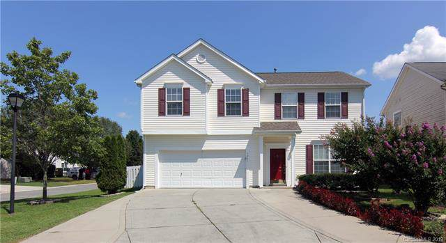1001 Kipling Court, Indian Trail, NC 28079 (#3538381) :: Carlyle Properties