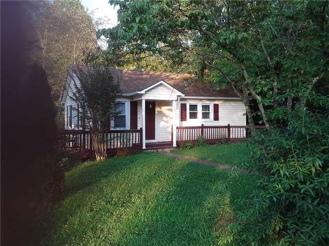 318 Hilltop Street, Hudson, NC 28638 (#3538386) :: Robert Greene Real Estate, Inc.