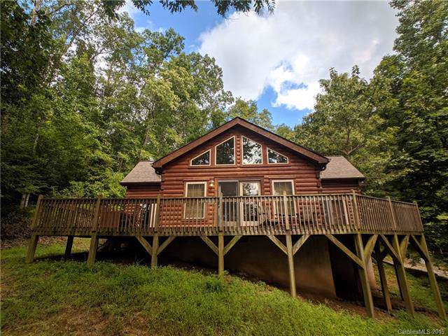 36 Havens Creek Road, Black Mountain, NC 28711 (#3538397) :: Keller Williams Professionals
