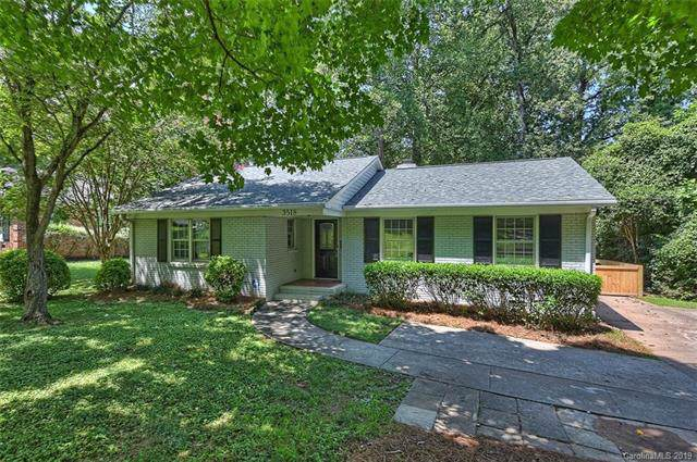 3518 Barclay Downs Drive, Charlotte, NC 28209 (#3538418) :: Besecker Homes Team