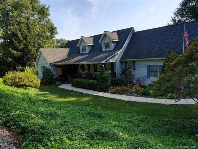 36 Cardinal Lane, Candler, NC 28715 (#3538454) :: Rinehart Realty