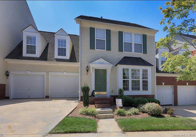 9642 Sunset Grove Drive, Huntersville, NC 28078 (#3538525) :: Team Honeycutt