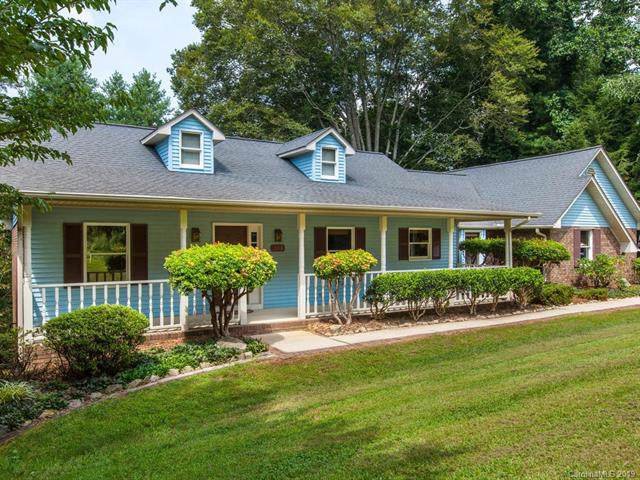 105 Kalmia Terrace Court, Hendersonville, NC 28739 (#3538547) :: DK Professionals Realty Lake Lure Inc.