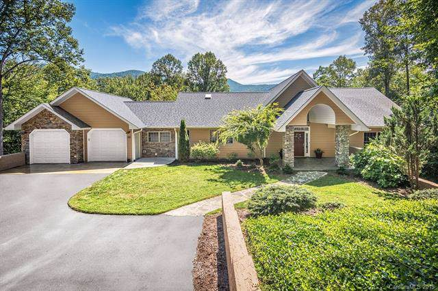 56 Oxbow Crossing, Weaverville, NC 28787 (#3538615) :: The Ramsey Group
