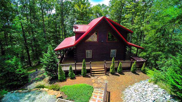 454 Roberts Trail, Lake Lure, NC 28746 (#3538651) :: Carlyle Properties