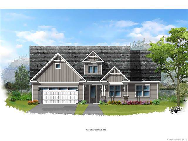 119 Round Rock Drive #5, Troutman, NC 28166 (#3538672) :: Mossy Oak Properties Land and Luxury