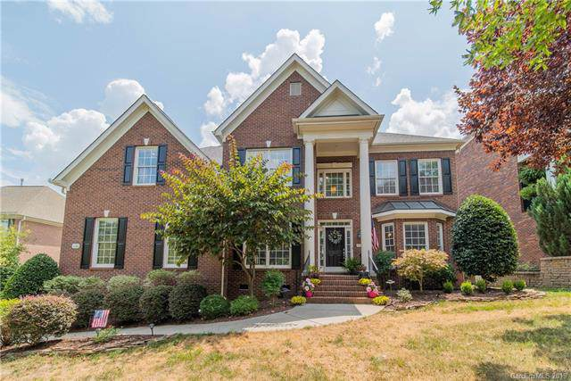 1140 Woodhall Drive #14, Huntersville, NC 28078 (#3538695) :: Team Honeycutt
