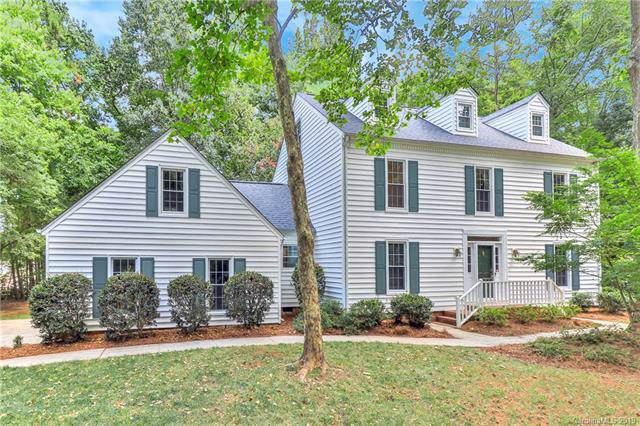 2623 Rosegate Lane, Charlotte, NC 28270 (#3538707) :: Besecker Homes Team