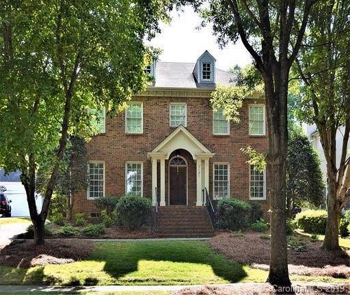 7121 Prescott Pond Lane #79, Charlotte, NC 28270 (#3538796) :: Carlyle Properties