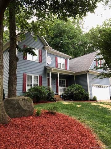 8818 New Oak Lane, Huntersville, NC 28078 (#3538813) :: MartinGroup Properties