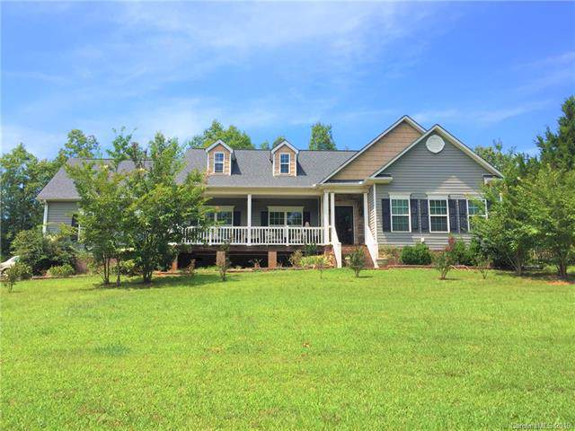 3586 Poors Ford Road, Rutherfordton, NC 28139 (#3538822) :: Keller Williams Professionals