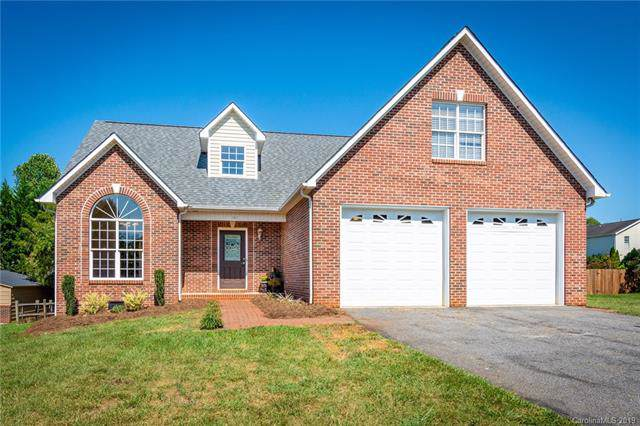 140 Browning Drive, Taylorsville, NC 28681 (#3538889) :: Caulder Realty and Land Co.