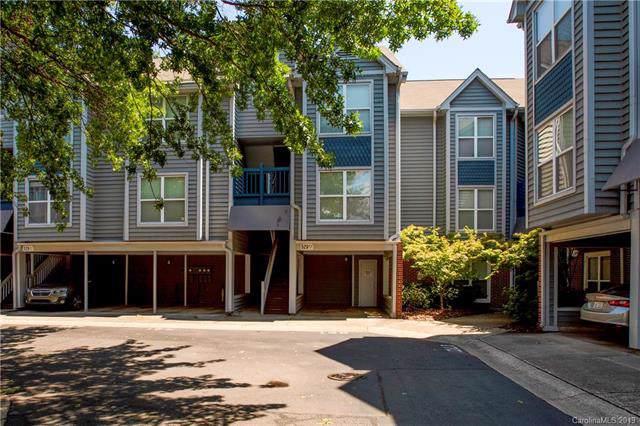 529 N Graham Street 1E, Charlotte, NC 28202 (#3539030) :: Scarlett Real Estate