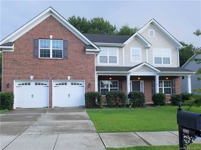 4009 Thorndale Road, Indian Trail, NC 28079 (#3539046) :: Washburn Real Estate