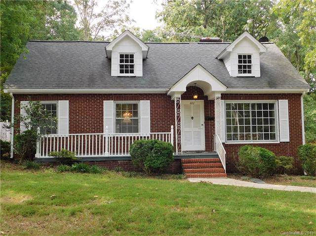 612 Cannon Avenue #11, Albemarle, NC 28001 (#3539050) :: Robert Greene Real Estate, Inc.