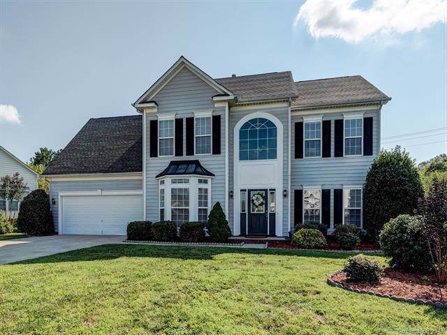 5602 Ginger Lane, Indian Trail, NC 28079 (#3539104) :: Homes Charlotte