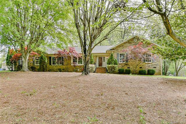 5626 Wildflower Court, Mint Hill, NC 28227 (#3539110) :: Odell Realty