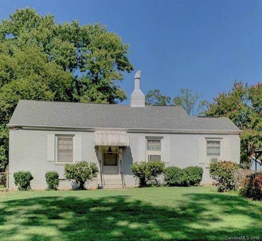1111 Woodside Avenue, Charlotte, NC 28205 (#3539152) :: Homes Charlotte