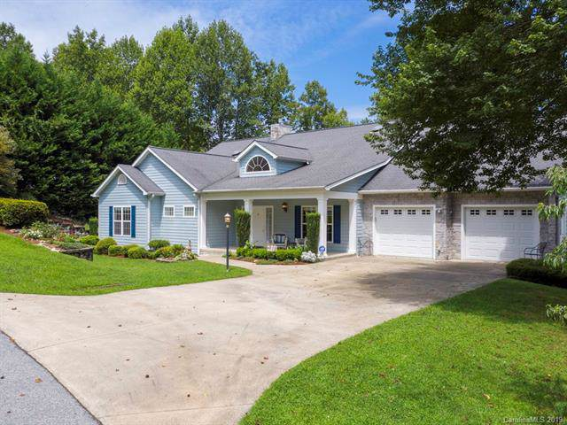 84 Red Cedar Drive #103, Hendersonville, NC 28792 (#3539174) :: Stephen Cooley Real Estate Group