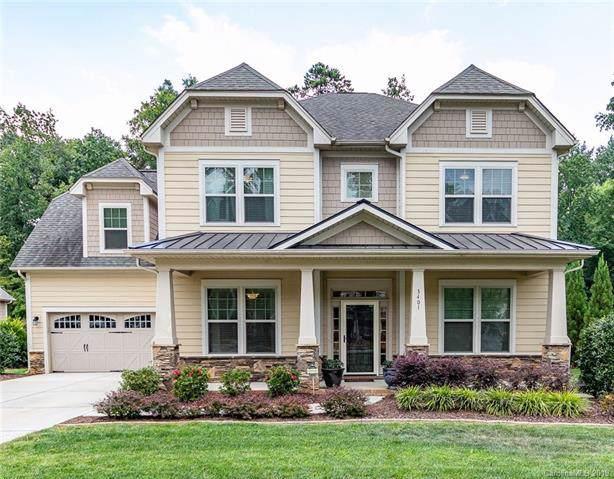 3401 Oscar Drive, Matthews, NC 28105 (#3539205) :: High Performance Real Estate Advisors