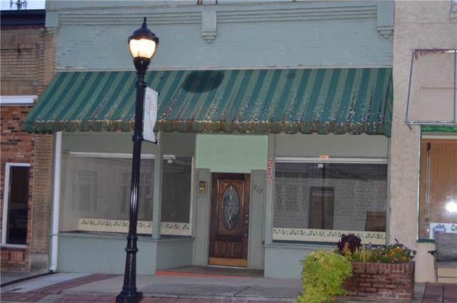217 N Main Street NW, Lenoir, NC 28645 (#3539214) :: Roby Realty