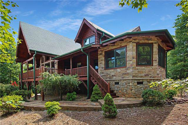 165 Perennial Drive #49, Nebo, NC 28761 (#3539224) :: Scarlett Property Group