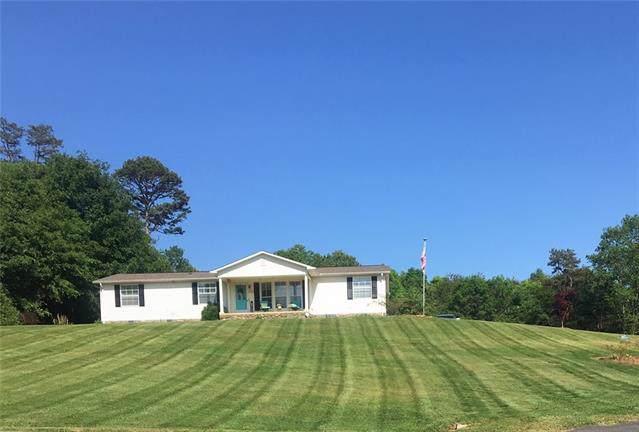 5500 Lee Cline Road, Conover, NC 28613 (#3539262) :: Rinehart Realty