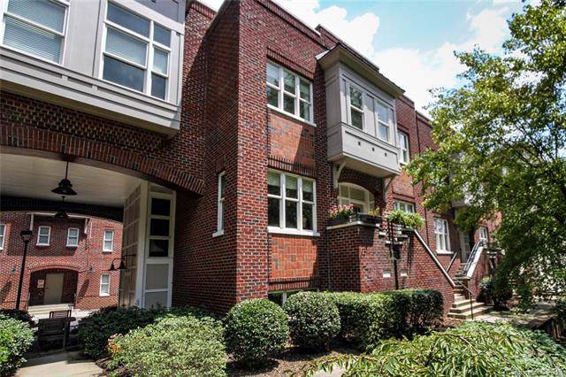 100 N Laurel Avenue #114, Charlotte, NC 28207 (#3539264) :: Keller Williams South Park