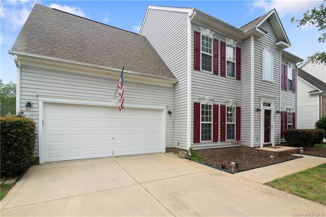 11626 Planters Estates Drive, Charlotte, NC 28278 (#3539286) :: Rinehart Realty